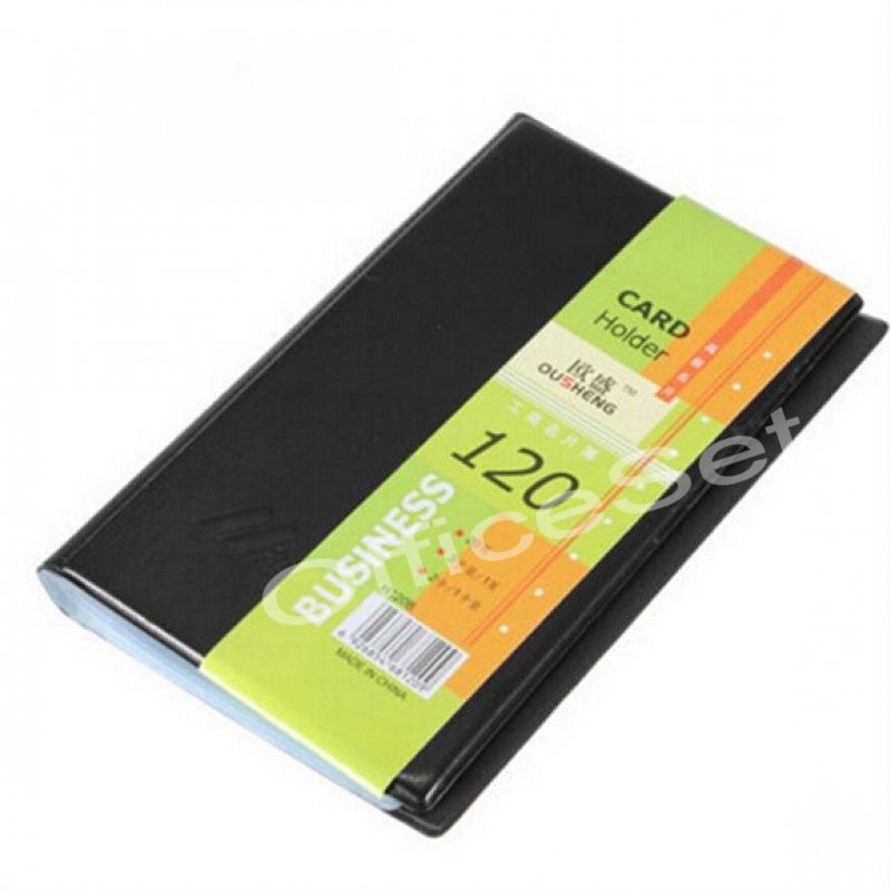 VZ120-Business Card Holder 120 Cards